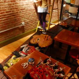Haley House Bakery Cafe Staple